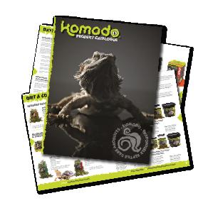 Komodo Home Page