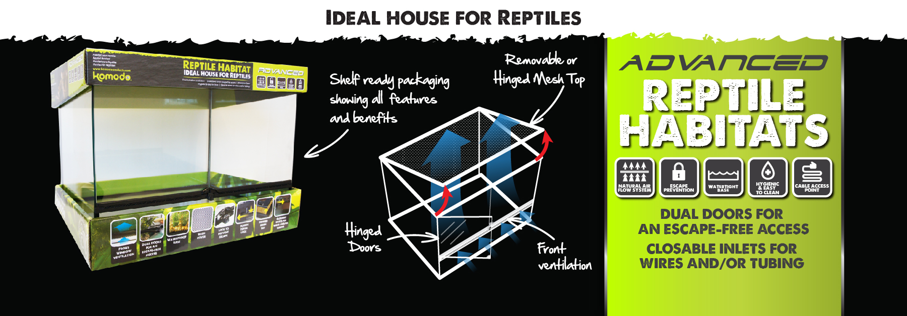 Komodo Home Page Wiring Heat Tape To Dimmer Switch Reptile Forums Information Prev